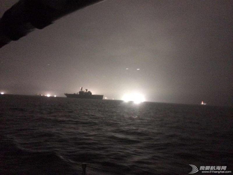 韩国军舰欢迎高民团队 58218