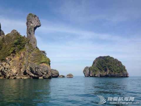 """泰国,帆船 海上""""新航线""""——泰国安达曼海春节帆船游 安达曼海"""