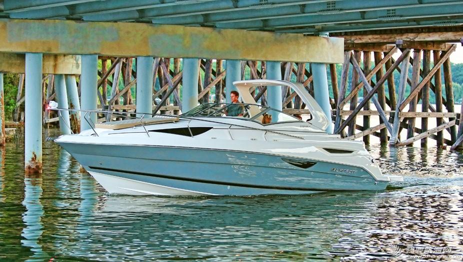 拉尔森,美国,进口 美国进口游艇拉尔森CABRIO 315,现船销售