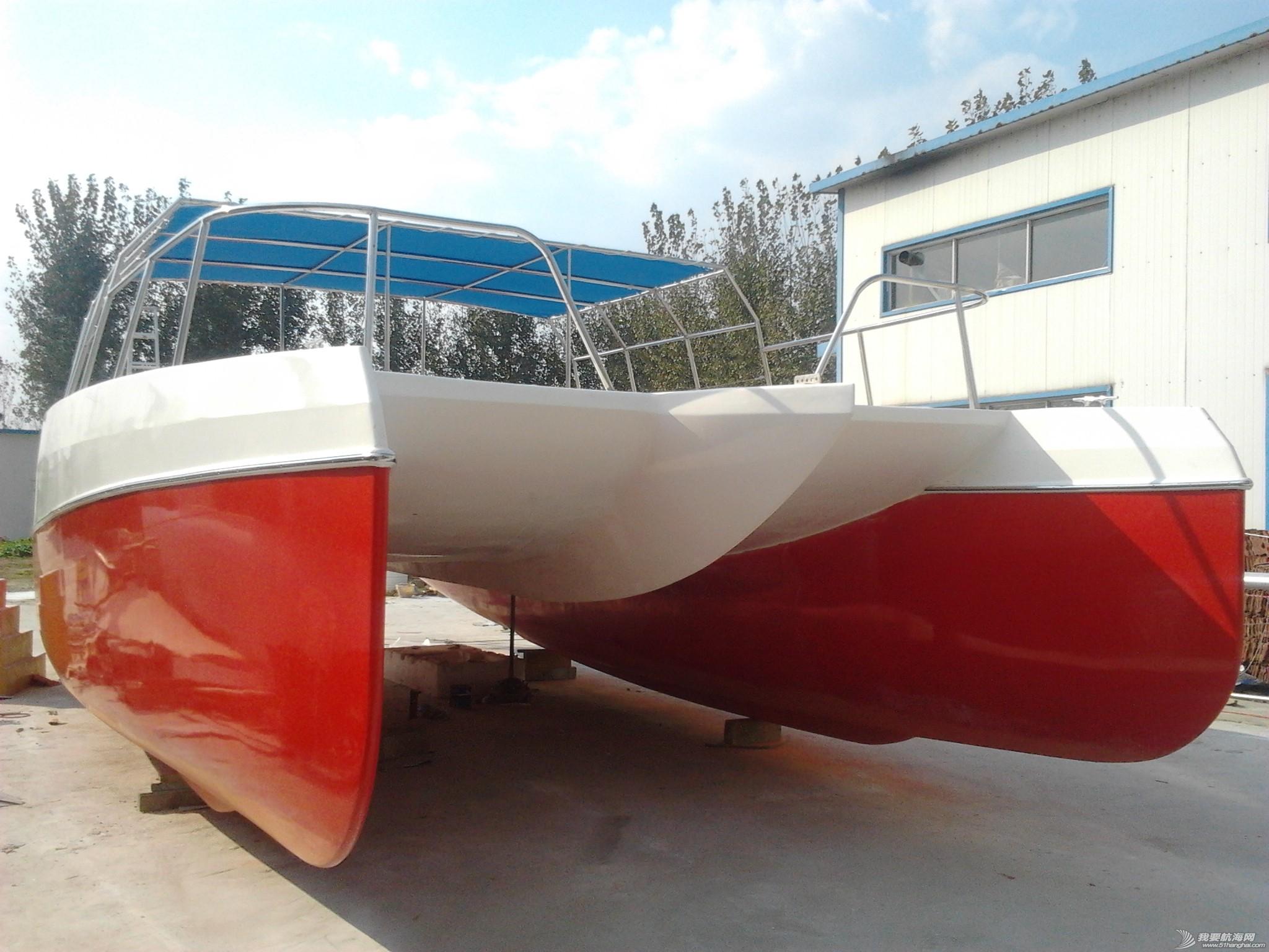帆船,观光 双体观光旅游帆船