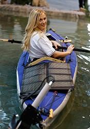 皮划艇 电动的E-Kayak皮划艇
