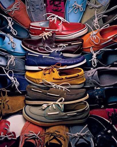 帆船鞋 120799