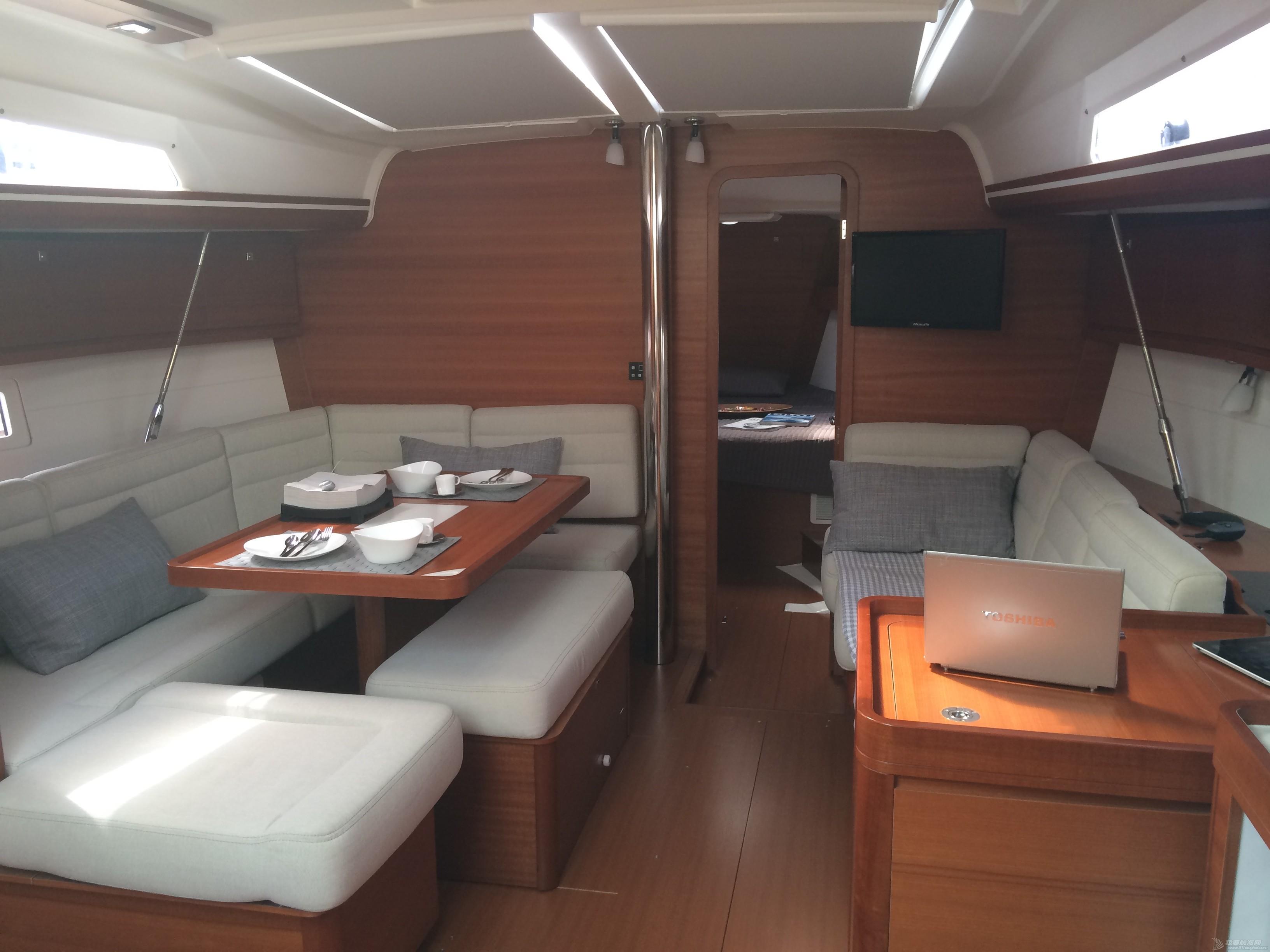 人民币,双人床,发动机,洗手间,台湾 DUFOUR410现帆船艇出售