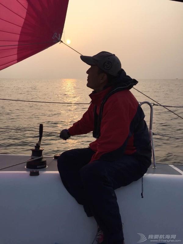大连渤海杯帆赛纪实第二集
