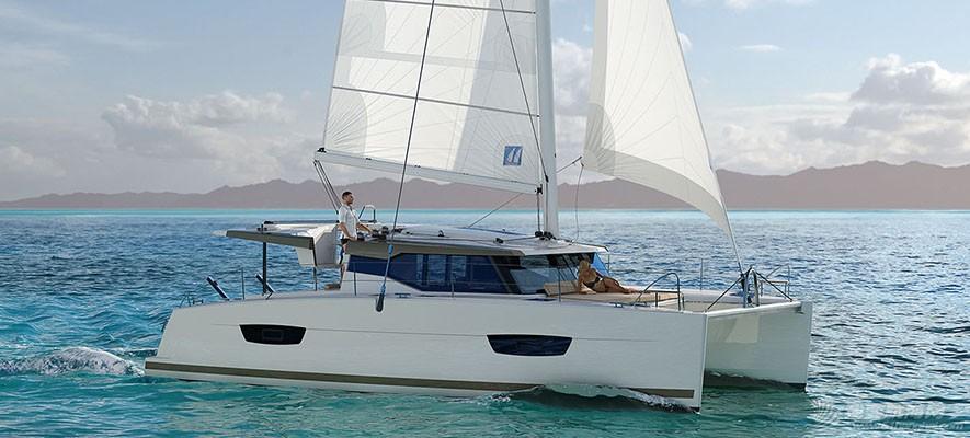 枫丹白露,法国,帆船 法国枫丹白露EP40双体帆船