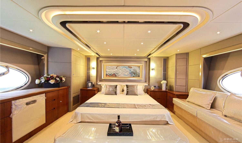 三亚,游艇 三亚63尺豪华动力艇