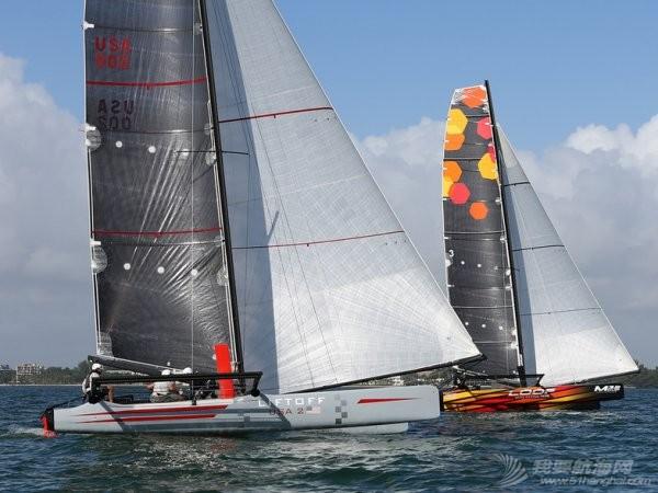 M32,极限赛,国际帆联 M32极限赛事即将加入国际帆船联合会赛事