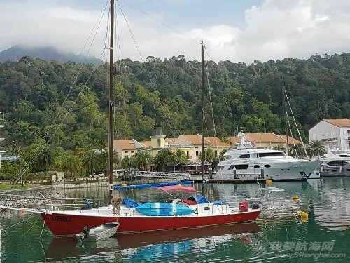 10万元人民币,56尺帆船