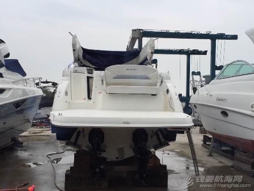 全新进口未使用拉尔森285以二手艇转