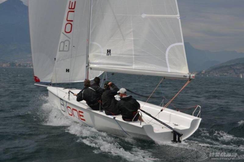 巴伐利亚B-ONE赛艇式小型训练帆船一艘出售