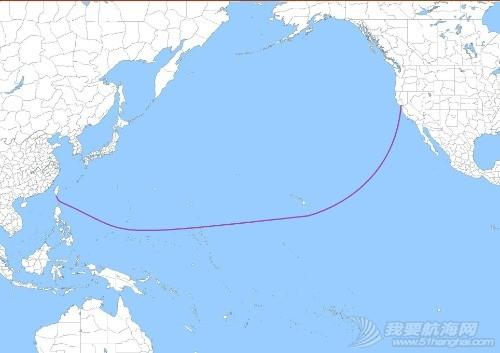 划艇太平洋航程快出发了~